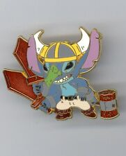 Disney Shopping Halloween Stitch as a Viking with Sword Mystery LE 100 Pin