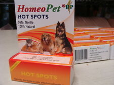Homeopet Hot Spots Relief Relieves Dog Skin Conditions Dandruff 15ml