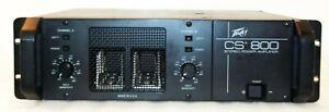 Peavey CS 800 Stereo Power Amplifier