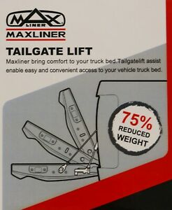Maxliner Tailgate Lift Tail Gate Assist - All New Isuzu DMax 2021 +