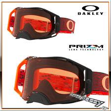 Oakley Occhiali Airbrake MX Bianco opaco - W/prizmbronze