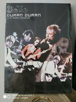 Duran Duran - Live From London DVD NUOVO SIGILLATO