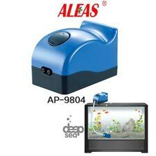 Silent 4W  Aquarium Air Pump Duel out let Max Output   3L x 2/m  Model AP-9804