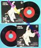 LP 45 7'' DARIO SEBASTIANI Senza colore Pe te veni'a truva'1980 YEP no*cd mc dvd