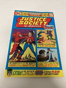 """JUSTICE SOCIETY OF AMERICA """"LOST"""" 100 PAGE SUPER SPECTACULAR DC 2000 REPRINTS NM"""
