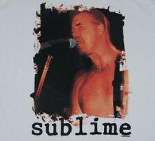 New listing Xl/Xxl * Nos vtg 90s 1998 Sublime bradley nowell t shirt * punk ska reggae