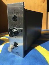Telefunken V 676 mic Preamp - technisch & optisch gut