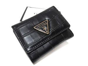 Maddy SLG Triford Clutch Black Wallets  Purse New With Box NWT CG729143