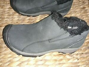 Keen   Boys Waterproof Gray shoes   Winter Snow Rain size 5