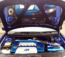 GOLF MK4 AND MK5 UNDER BONNET COVERS, ENGINE STYLING.POLISHED PANELS, GOLF R32.