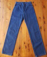 WRANGLER 13MWZG Blue Vintage Jeans Size 9x32 72cm Waist