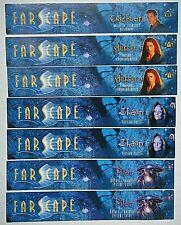 Farscape Bookmark 7 pc (2002 -London Postcard Co)