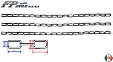 Chaine Diamètre 2mm inox 316 - A4 VENDU AU METRE