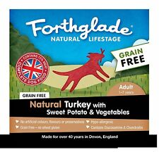 Grain Free Turkey Dog Food