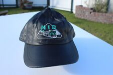 Ball Cap Hat - NIC Northern Industrial Carriers Truck Transport Leather (H1852)