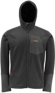 SIMMS Pro Axis Hoody Jacket Black XXL. Extra Warm Polartec Thermal Pro 300