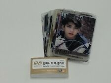 [K-POP] INFINITE Goods Transparent Photo Card - 25pcs SET