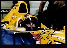 Heinz-Harald Frentzen Foto Original Signiert Formel 1 +G 18632