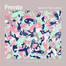 FRENTE MARVIN THE ALBUM 21ST ANNIVERSARY EDITION REMASTERED 2 CD DIGIPAK NEW