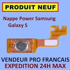 ✖ NAPPE BOUTON POWER ALLUMAGE SAMSUNG GALAXY S S1 I9000 FLEX ✖ NEUF ET GARANTI