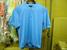 New Light Blue Canari Short Sleeve Jersey...Men's Medium (Second Quality)
