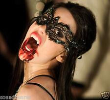 Vampire Diaries Laser Cut Venetian Masquerade Metal Filigree Event Ball Mask