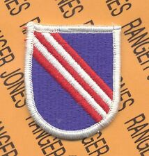 4th SOCCE Special Operations Cmd & Control Element beret flash patch m/e