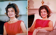 Jackie Kennedy Moments In Time Series (2) from Negative RareOriginal Photos n108