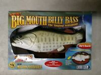 "Big Mouth Billy Bass Singing Fish '04 - ""I Will Survive""  ""Take Me to the River"""