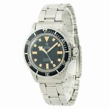 Tudor Submariner Snowflake 94010 Mens Automatic Vintage Watch Year 1979 40mm