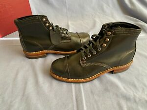 """MEN'S WOLVERINE 1000 MILE """"ADRIAN"""" CAP-TOE BOOT Made in USA Size 8.5 US W08808"""