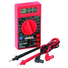 CEN-TECH 7 Function DIGITAL MULTI-METER AC DC Voltage Battery Tester  63604