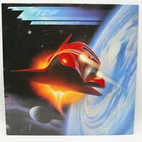 ZZ Top Afterburner Vinyl LP 1985 Warner Bros Records 9 25342-1E SRC Press