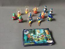 FERRERO 12x Spielzeug Figuren MAGISCHE SCHULSTUNDE Geister Hexen halloween DE