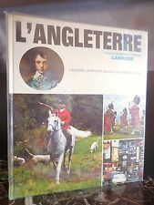 L'Angleterre Larousse collection monde et voyages 1968 ARTBOOK by PN