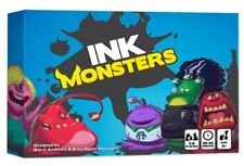 Ink Monsters Card Game