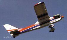 "RC Aircraft Plans: Modelhob Coyote Trainer & Sport 57"" Wingspan"