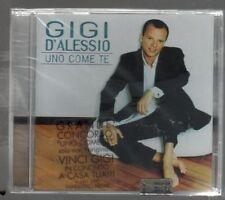 GIGI D'ALESSIO UNO COME TE CD SIGILLATO!!!