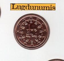 Portugal 2009 - 2 Centimes D'Euro FDC provenant du coffret 18000 exemplaires