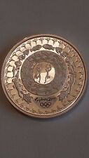Australia $5 2000 Sydney Olympics - Two Dancing Fig. - Perfect Proof silver coin