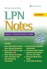 LPN Notes: Nurse's Clinical Pocket Guide [Davis's Notes]