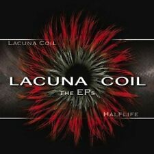 Lacuna Coil - Lacuna Coil & Halflife [New CD]