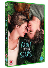 NEW The Fault in Our Stars [DVD]