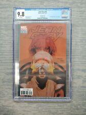 CGC Graded 9.8 Jean Grey #8 Marvel Comics 2017 Lenticular Cover