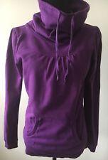 VERO MODA Pulli Pullover Sweatshirt Longsleeve pink purple lila tailliert Gr. M