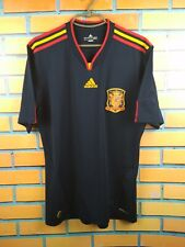 Spain jersey 2010 2012 Away XL Shirt Adidas Football Soccer P47896