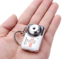 Cámara Migital Miniatura HD Alta Definición Grabación de Disparo de Videocáma