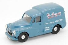 CORGI TOYS 1/43 MORRIS MINOR VAN D. MORGAN