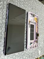 Brand New Samsung Galaxy Note 9 Note9 N960 LCD Digitizer Screen Frame - Purple