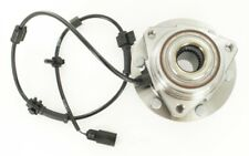 Wheel Bearing and Hub Assembly Front SKF BR930470